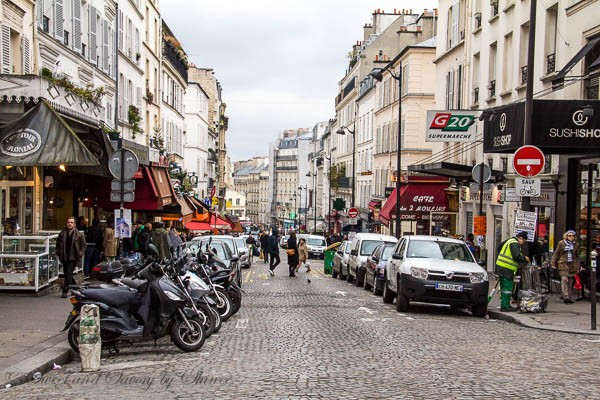 Travel Photo Journal- Paris- Montmartre