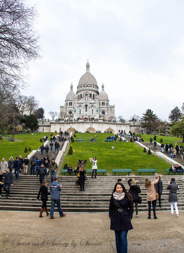 Travel Photo Journal- Paris- Montmartre- Sacre Coeur