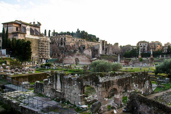 Travel Photo Journal- Rome
