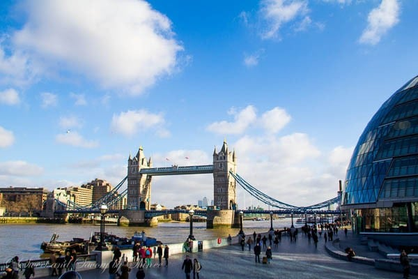 Travel Photo Journal- LONDON- Tower Bridge