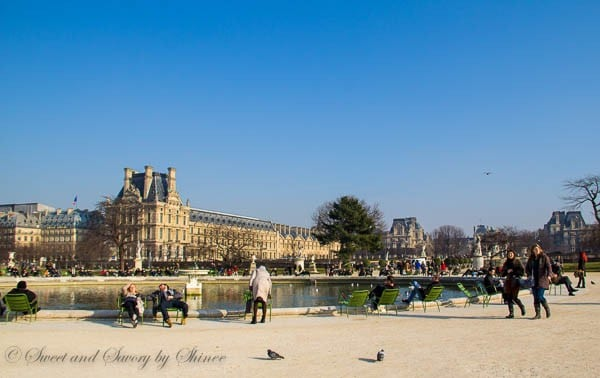 Travel Photo Journal- Paris- Tuileries Garden