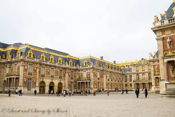 Travel Photo Journal- Paris- Palace of Versailles