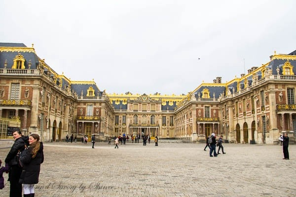 Travel Photo Journal- Paris Palace of Versailles