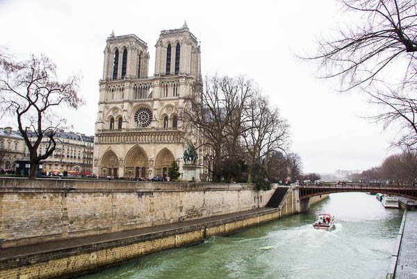 Travel Photo Journal- Paris-  Notre Dame