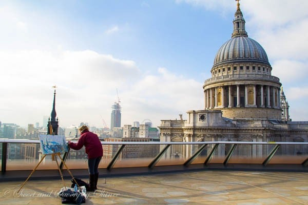 Travel Photo Journal- LONDON- St Paul's Cathedral