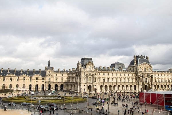 Travel Photo Journal- Paris- The Louvre