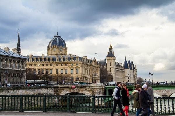 Travel Photo Journal- Paris