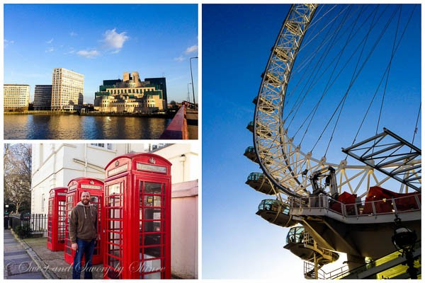 Travel Photo Journal- LONDON
