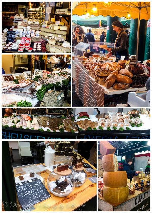 Travel Photo Journal- LONDON- Borough Market