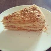 Russian Cake Napoleon