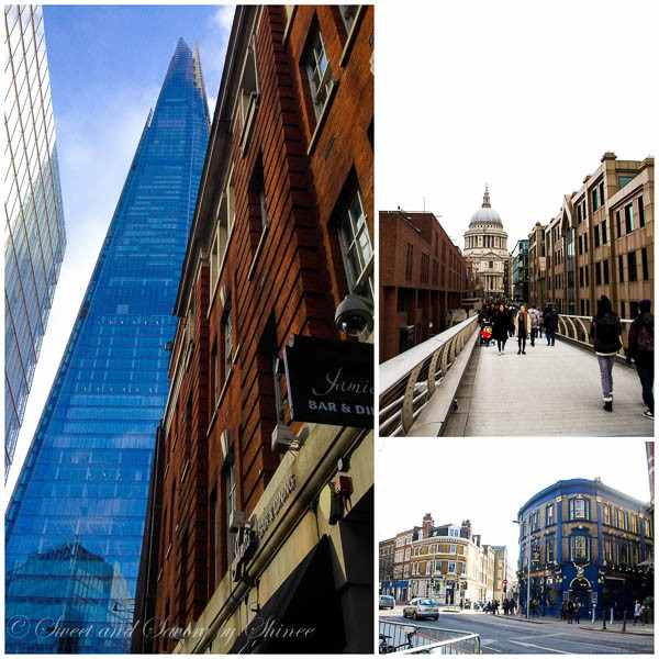 Travel Photo Journal- LONDON- Downtown