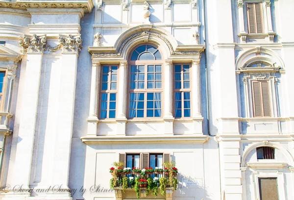 Travel Photo Journal- Rome- Piazza Navona