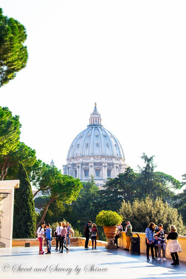 Travel Photo Journal- Rome- Vatican City