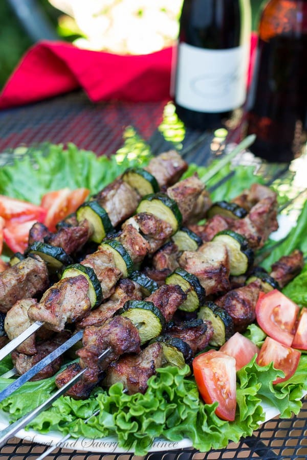 Best pork shashlik recipes