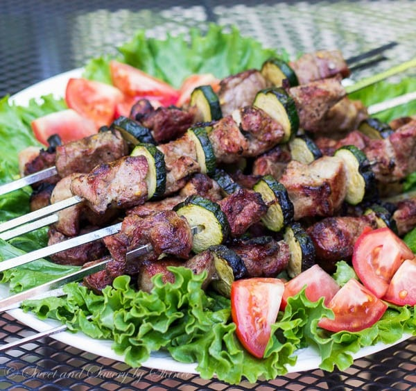 Traditional Russian pork kebabs (shashlik) with simple marinade. Detailed tips for juicy, tender kebabs are included.