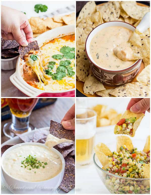 21 Delicious Ideas for Big Game Day- Dips