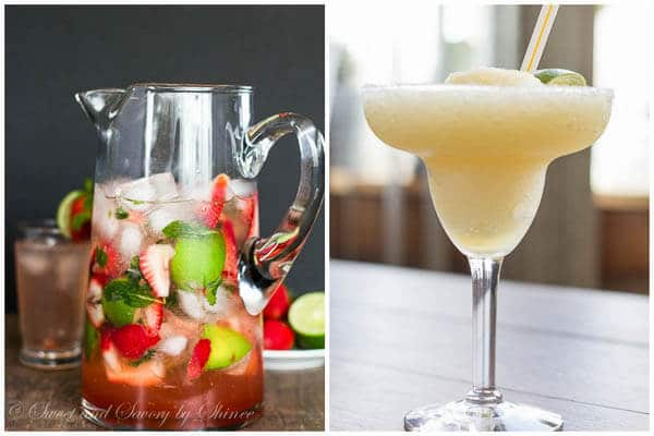 21 Delicious Ideas for Big Game Day- Drinks