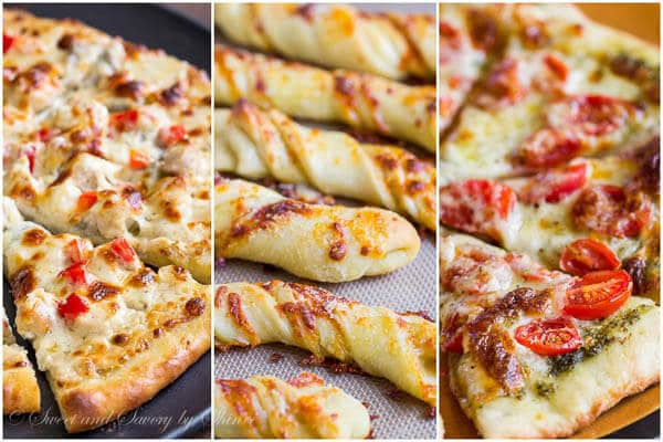 21 Delicious Ideas for Big Game Day- Pizza