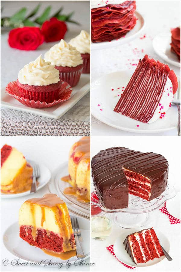 12 delicious sweet n' savory eats and treats to celebrate Valentine's Day in the comfort of your own home. Get inspired!