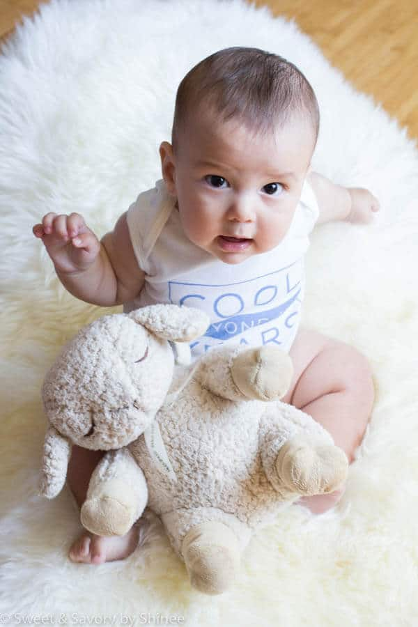 Baby Grant: 7-Month Update