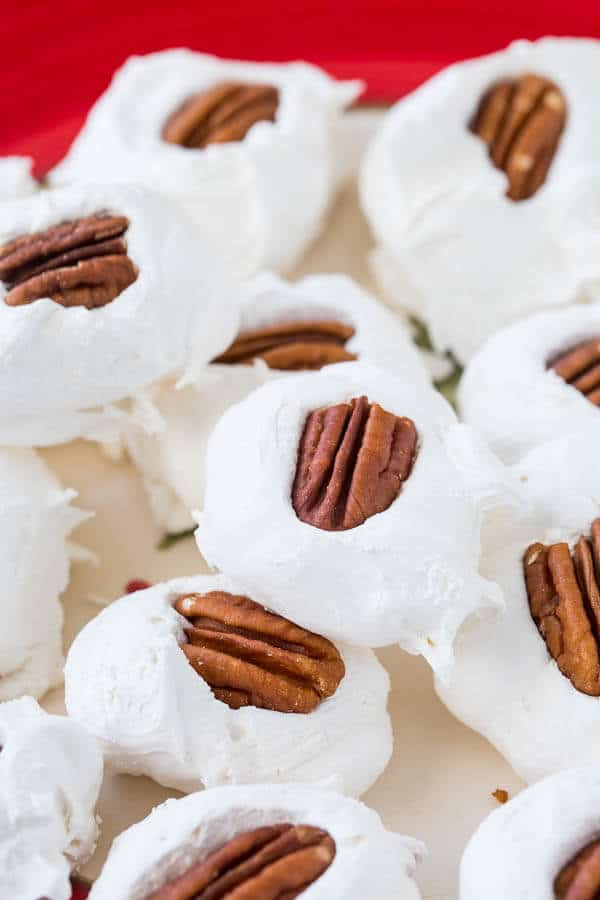 Old fashioned divinity is a fantastic Christmas treats. This's easy to follow fool-proof recipe my family loves! #divinity #divinityrecipe #christmastreats