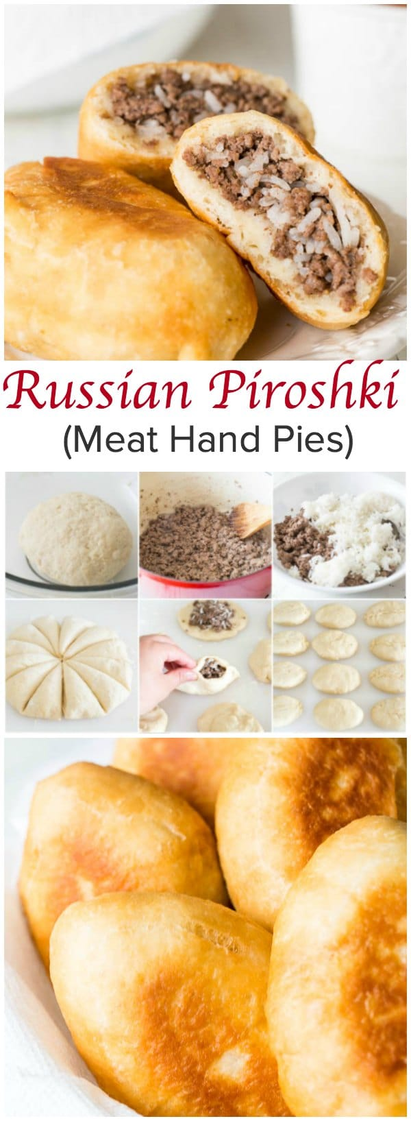 Russian piroshki meat hand pies sweet savory by shinee perfect for picnics potlucks and any summer activities these russian piroshki meat hand forumfinder Image collections