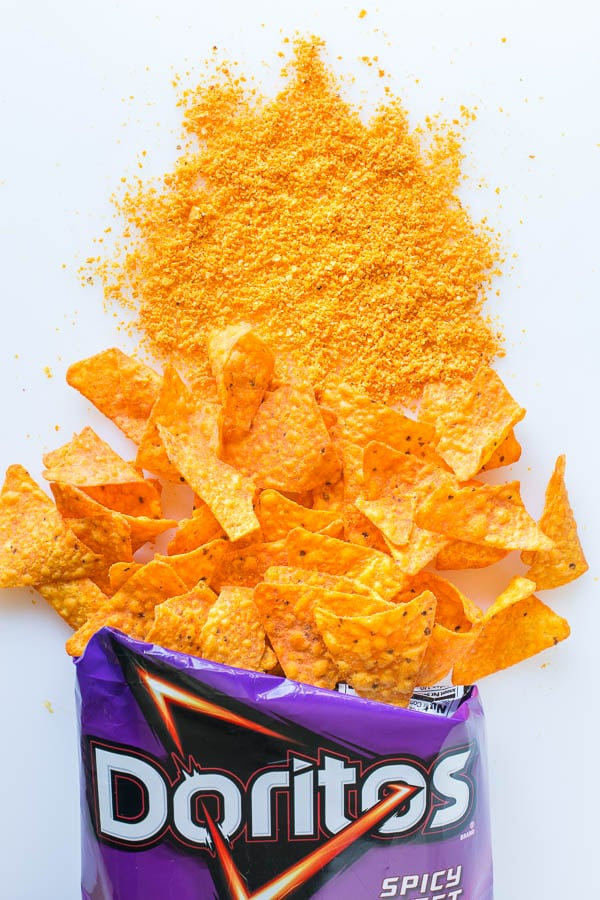 Doritos Spicy Sweet Chili for Spicy Snack Mix