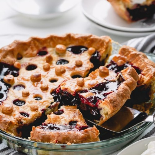 The Best Cherry Pie Sweet Savory