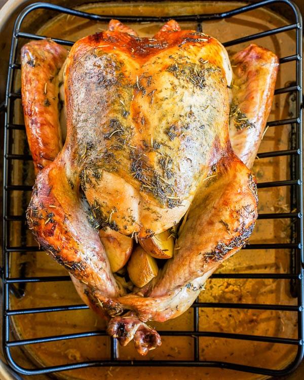 Super Juicy No Brine Roast Turkey Video Sweet Savory
