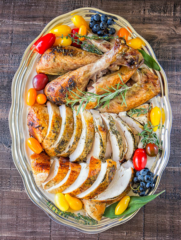 From choosing the right size turkey to how to carve the bird, I've shared everything you need to know about Thanksgiving turkey, so that you can serve the most fabulous centerpiece at your Thanksgiving dinner table.