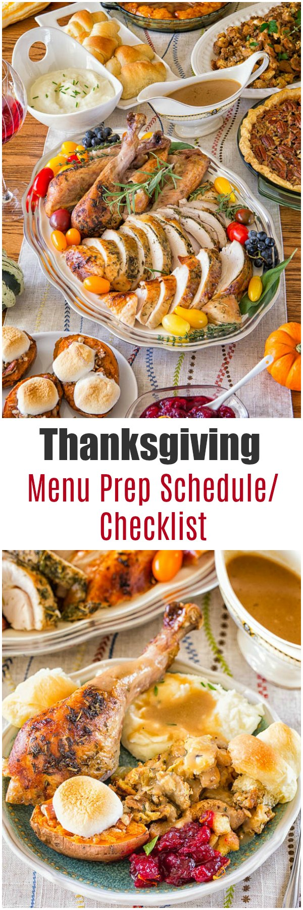 Hosting Thanksgiving this year? Don't fret, I have a perfect plan for you. I laid out the menu and prep plan/checklist, so you can enjoy a stress-free hosting.