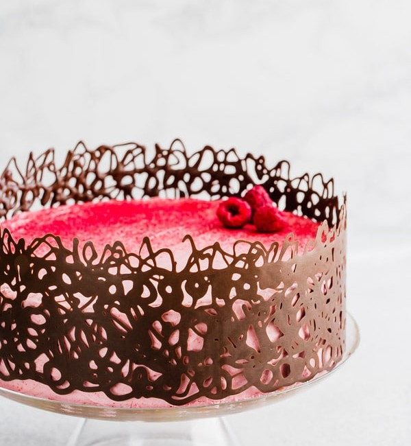 How To Make Chocolate Cage Easy Chocolate Cake Decoration Video Sweet Savory